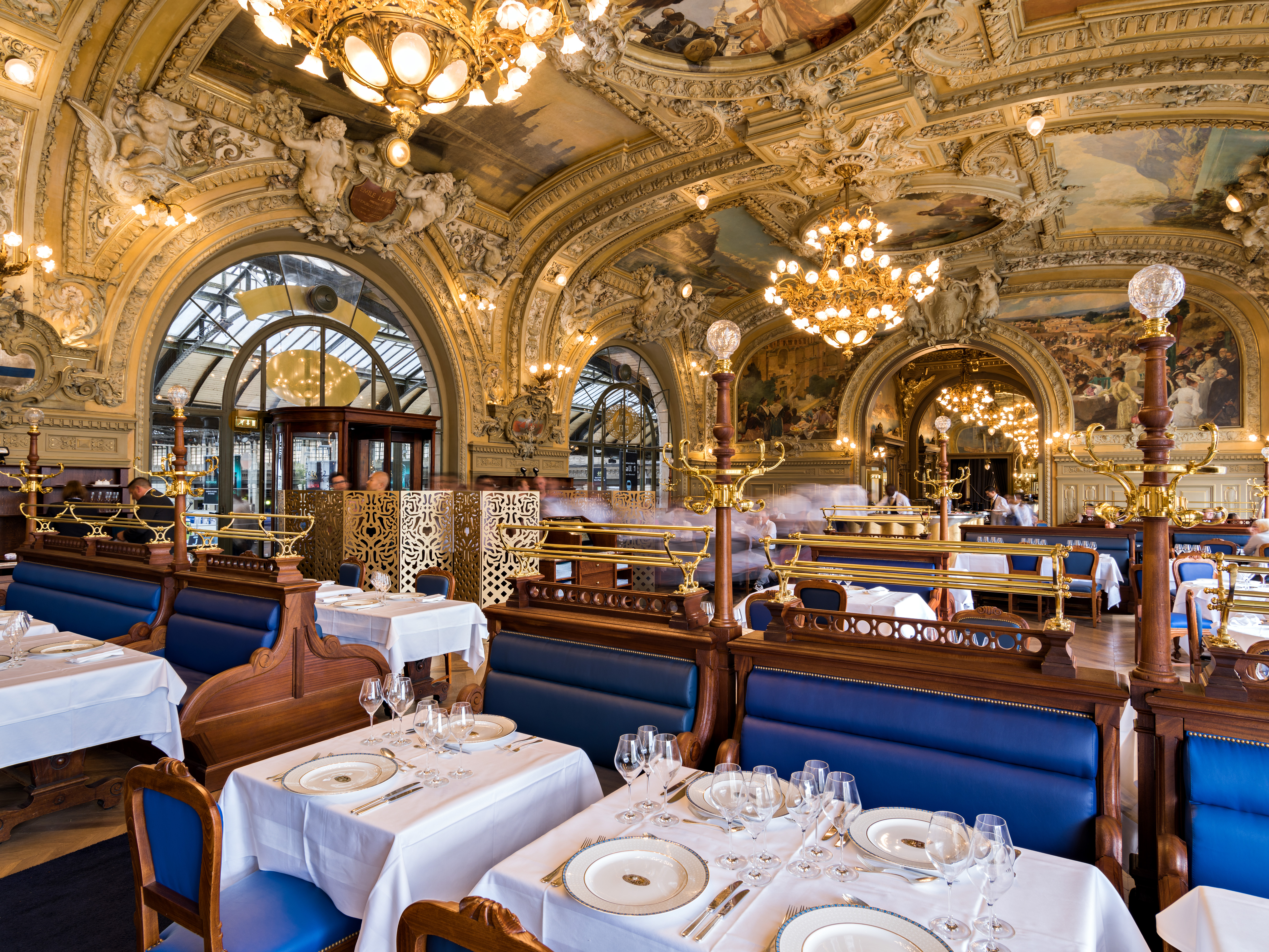 Ssp S Wine And View And Le Train Bleu Win Fab Awards Ssp