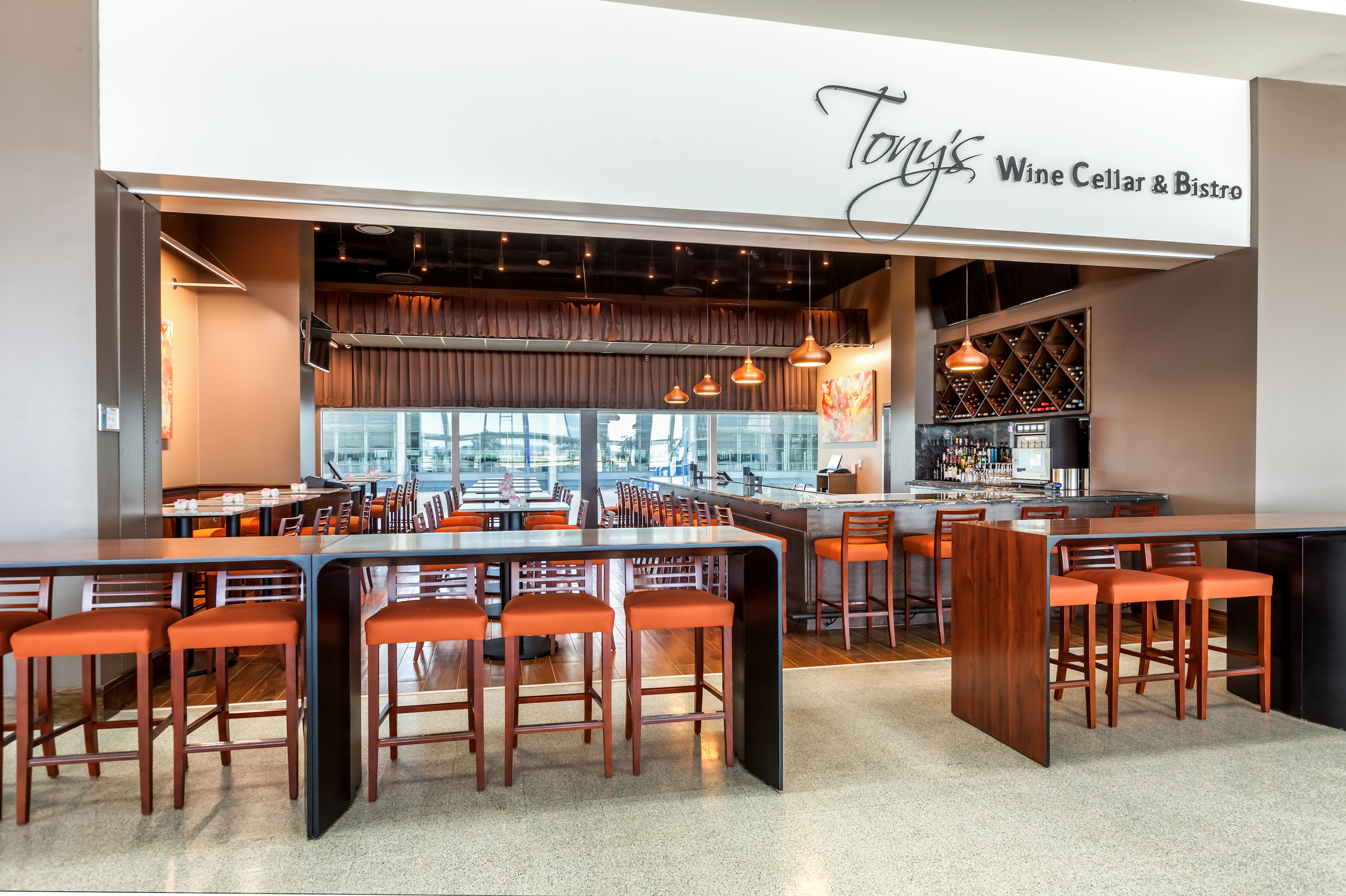 Ssp America Brings World Class Dining To Houston S