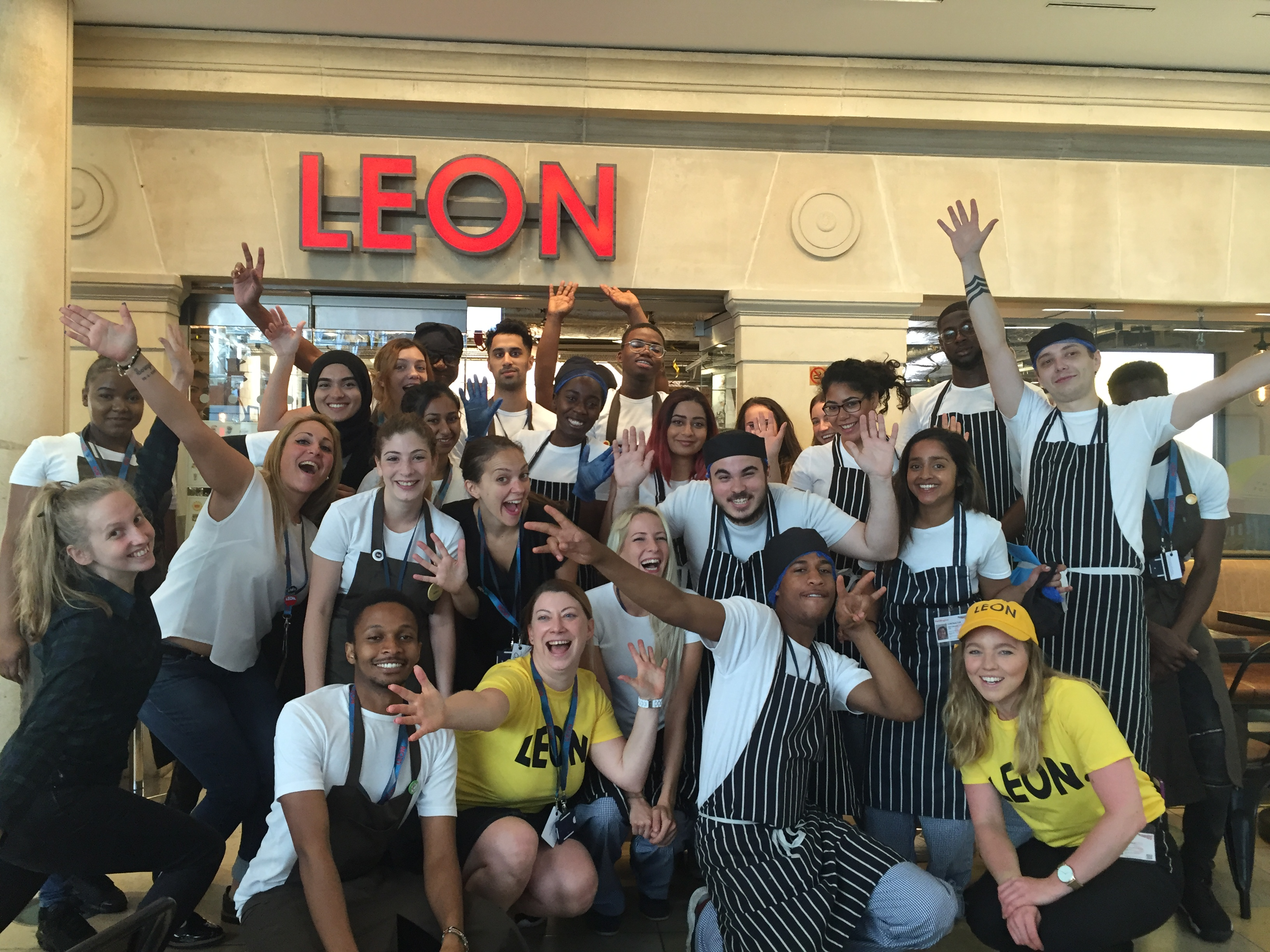 SSP opens two new food offerings at London Paddington