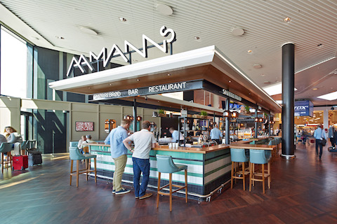 Aamanns Copenhagen Airport By Herbert & Duncalf Photographed by Paul Riddle