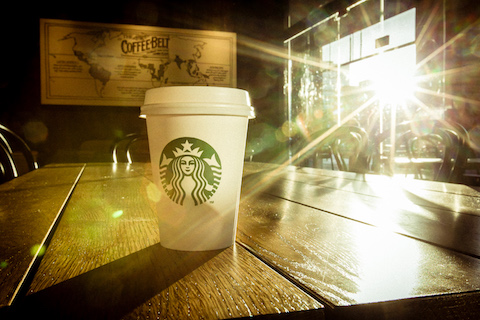 NS Stations Starbucks Amersfoort